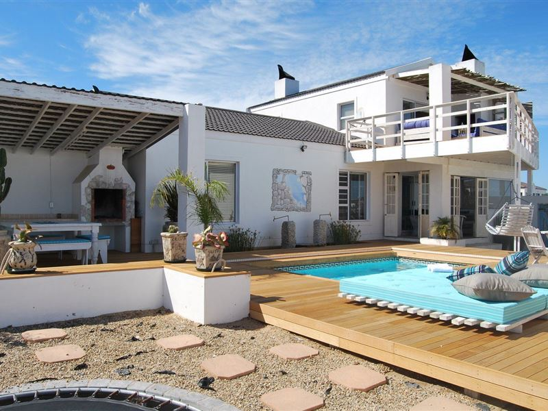 Beach House On Fairway Accommodation In Langebaan