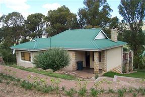 Bluegum Villa, Clarens Golf Estate Photo