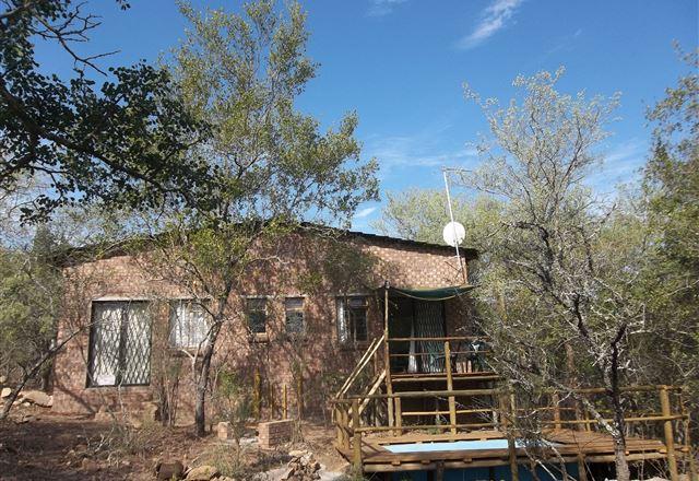 Bush Cabana