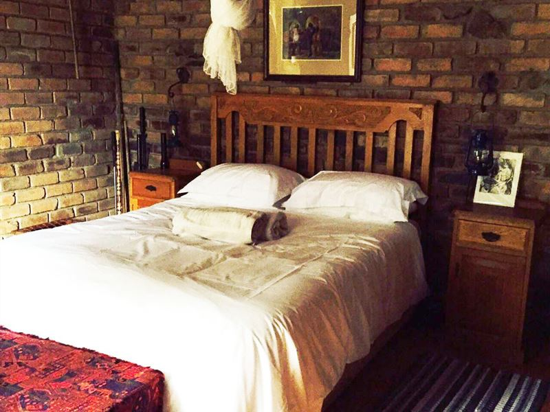 Bloemhof Accommodation Bed And Breakfast