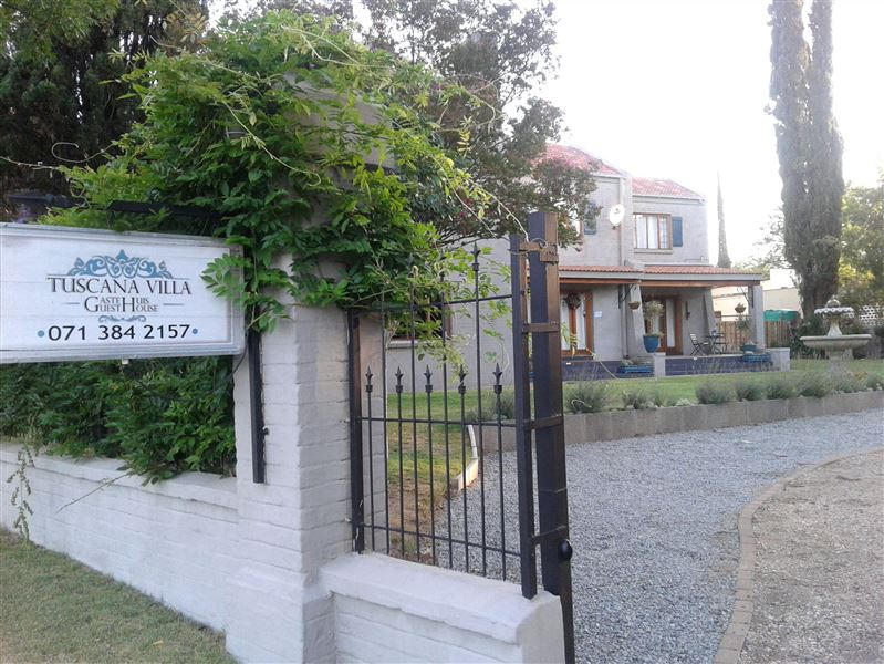 pet friendly Kroonstad