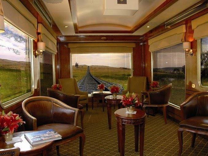 The Blue Train Route - Pretoria to Cape Town to Pretoria - SPID:2387721