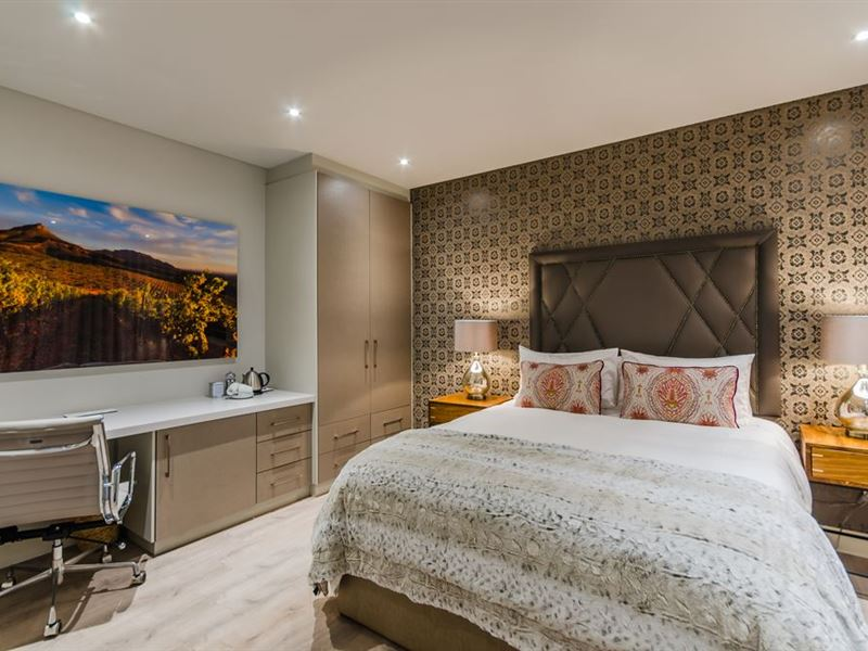 107 Dorpstraat Boutique Hotel Stellenbosch Accommodation