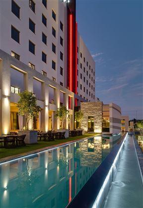 Protea Hotel Fire & Ice! by Marriott® Pretoria Menlyn