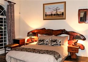 Rietvally Game Lodge - SPID:2451972