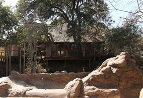Accommodation at Kusudalweni Safari Lodge & Spa