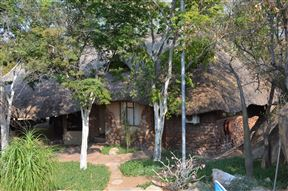African Extreme Safaris Bush Camp