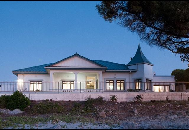 Beach Tower House