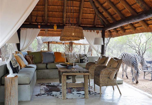 Tusk Bush Lodge Kruger National Park