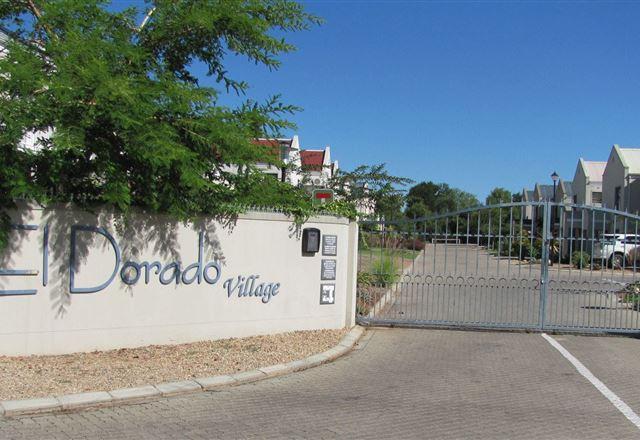 El Dorado 36 Security Village