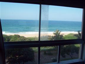Panoramic Beach and Sea View Photo