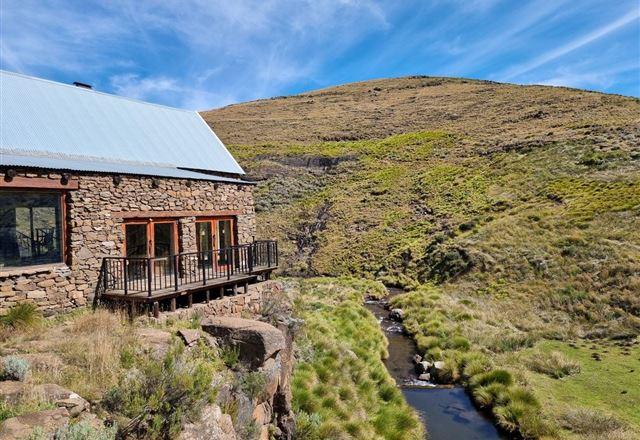 Tenahead Mountain Lodge and Spa, Rhodes, Eastern Cape