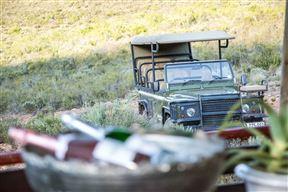 Melozhori Private Game Reserve