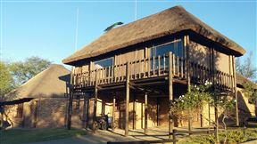 Vaal River Holiday Home - SPID:2637680