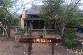 Cooksies Bushpad