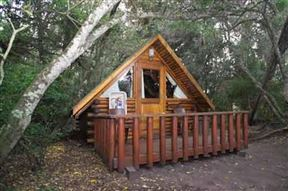 2 Nights at Nature's Valley Rest Camp Garden Route National Park SANParks - SPID:2651336