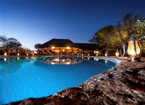 Accommodation at 2 Night Thaba Khaya Safari Package