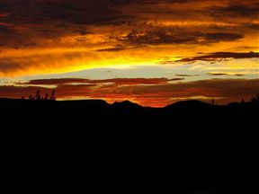 Sunset Chalets Photo