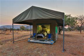 Tented Adventures Pilanesberg