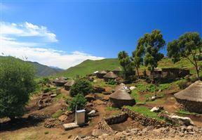 2 Nights at Basotho Cultural Village Golden Gate Highlands National Park SA