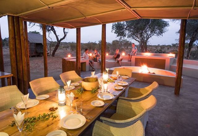 Buffelshoek Tented Camp