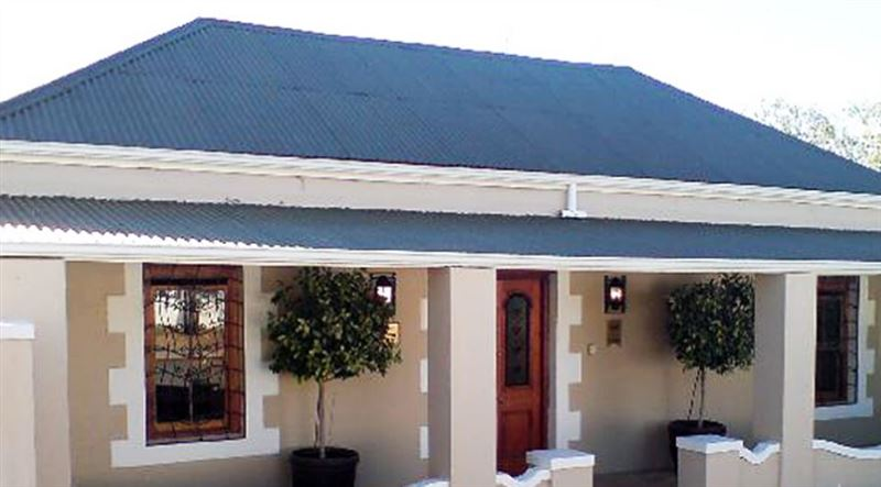pet friendly Riebeek Kasteel