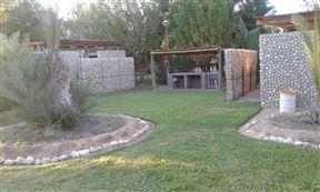 Kalahari Camelthorn Caravan Park and Guesthouse