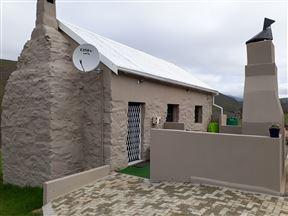 Krugers Kraal Stone Cottage