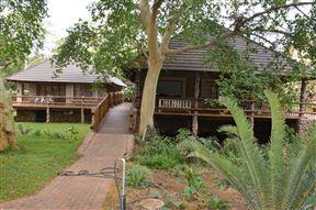 Stoep At Steenbok Street Photo