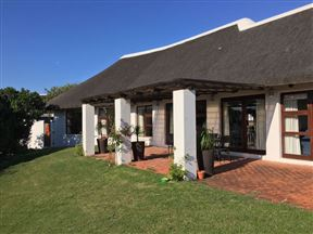 Beach House In St Francis Bay Village Photo