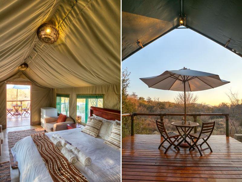 ... Bu0027sorah Luxury Tented C& Hartbeespoort ... & Bu0027sorah Luxury Tented Camp - Hartbeespoort Accommodation ...