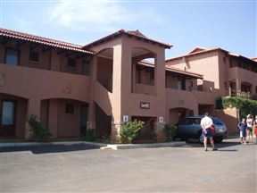 Accommodation at Ocean View Villas C10
