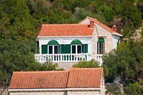Holiday Home Pupa Brac Island