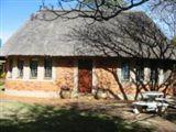 African Thatch Garden Cottage accommodation