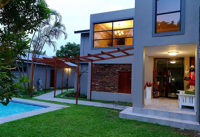 Hillside in Umhlanga