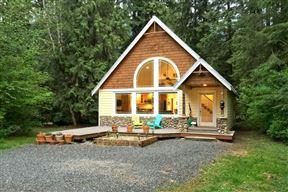 Snowline Cabin #1