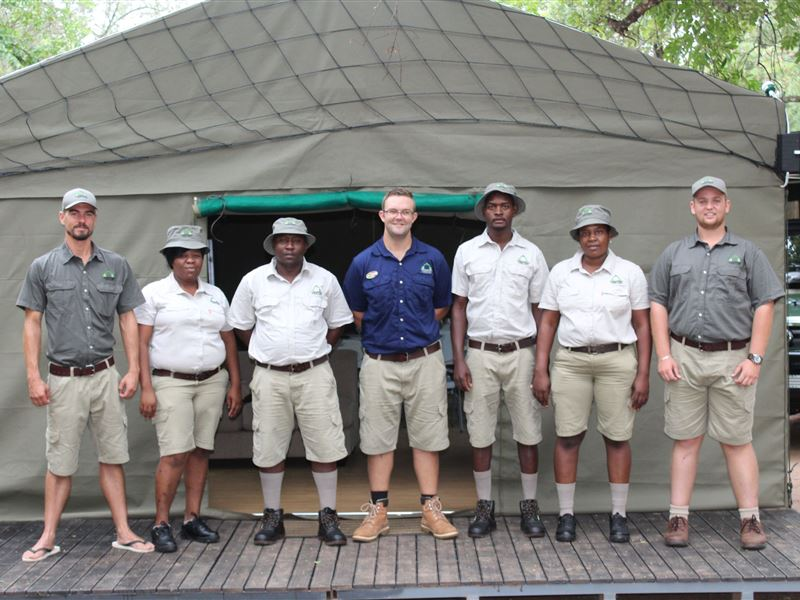 Tented Adventures Pretoriuskop