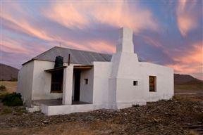 Elandsberg Rest Camp Tankwa Karoo National Park SANParks