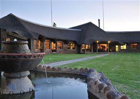 Wag n Bietjie Lodge Photo
