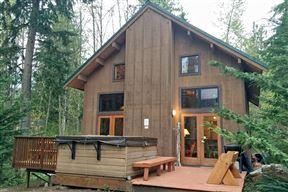 Mt. Baker Rim Cabin #44