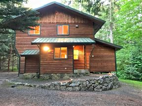 Glacier Springs Cabin #54