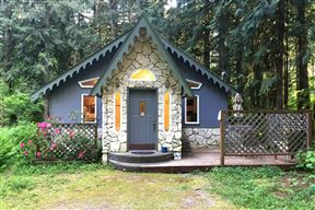 Glacier Springs Cabin #60