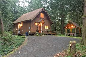 Silver Lake Cabin #67