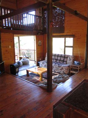 Hidden Valley Forest Cottage