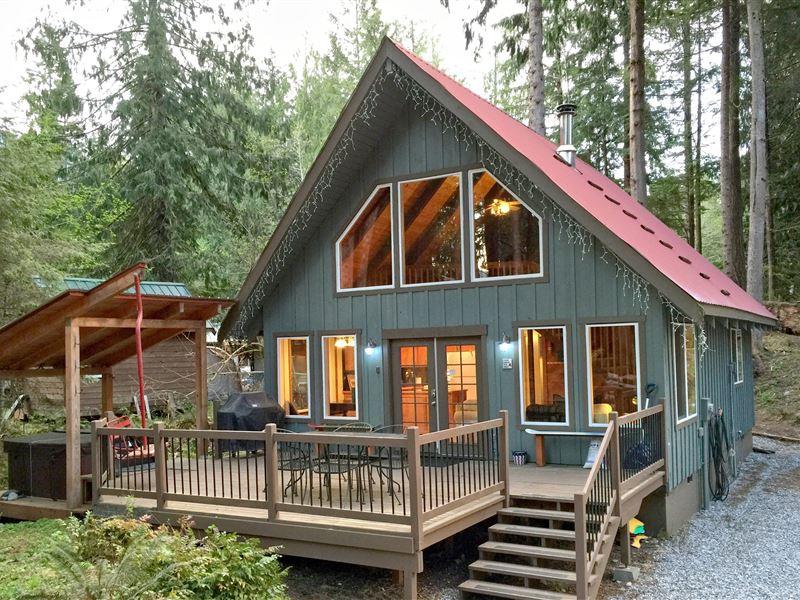 Mt baker rim cabin 99 glacier for Mount baker cabins