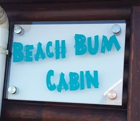 Beach Bum Cabin