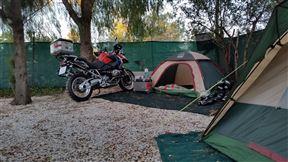 Aberdeen Biker's Camping