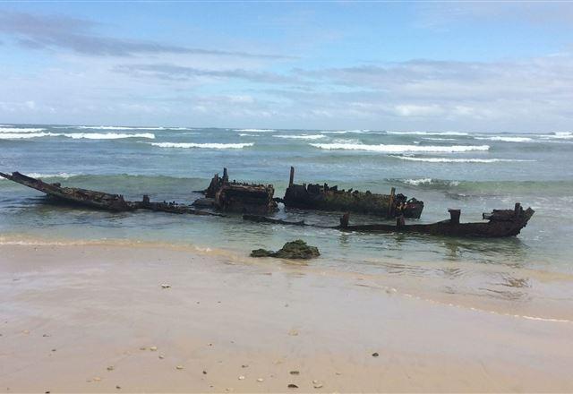 Shipwreck Cottage