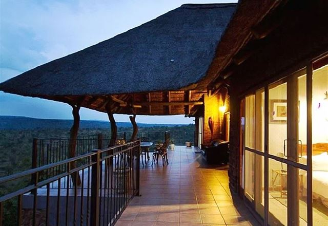 Mabalingwe Game Reserve Uzuri Lodge