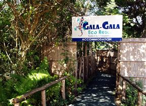 Gala Gala Eco Resort Private Campsites